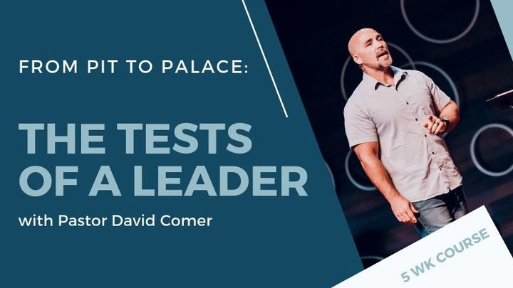 From Pit to Palace: The Tests of a Leader Course logo image