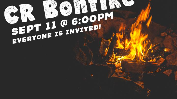 CR Bonfire logo image