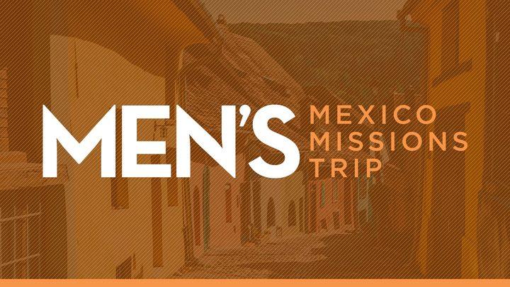 Men's Mexico Missions Trip to Piedras Negras logo image