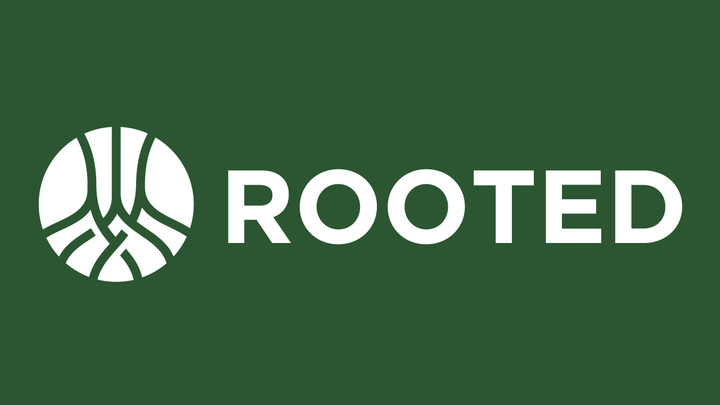 Rooted Fall 2019 logo image