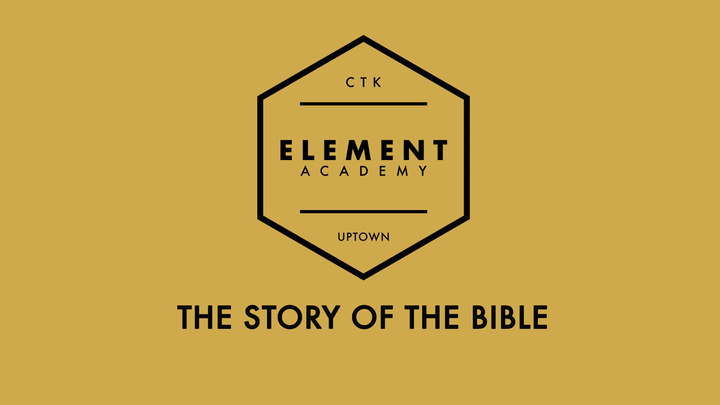 The Story of the Bible logo image