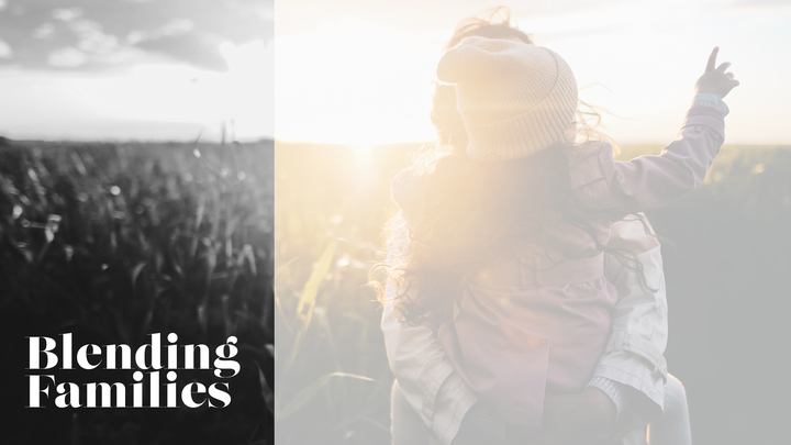 Blending Families: Cultivating A Life Together logo image