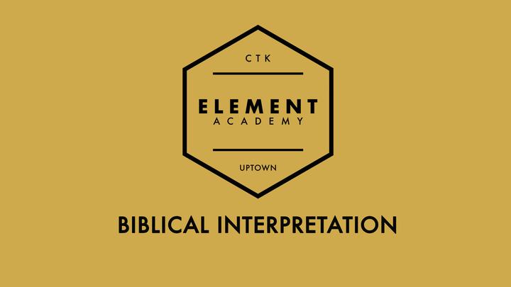Biblical Interpretation logo image