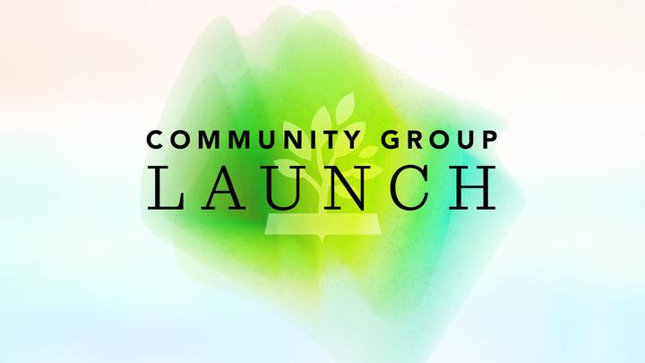 Community Group Launch logo image