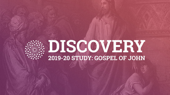 2019-20 Discovery Bible Study logo image