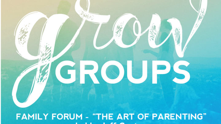 Grow Group: The Family Forum logo image