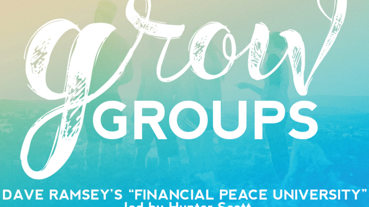 Grow Groups: Financial Peace University logo image