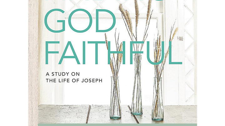 Women's ONLINE Bible Study: Finding God Faithful by Kelly Minter logo image