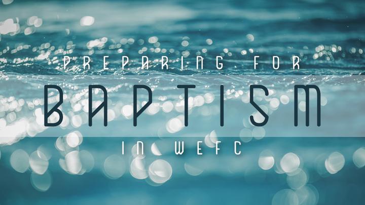 LTP: Preparing for Baptism logo image