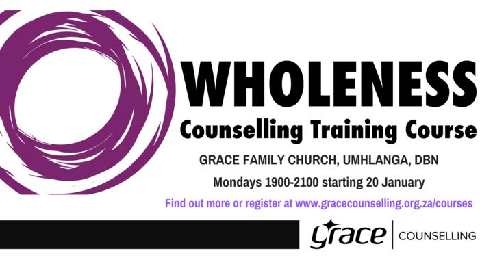 Wholeness Counselling Training Course   uMhlanga, DBN logo image
