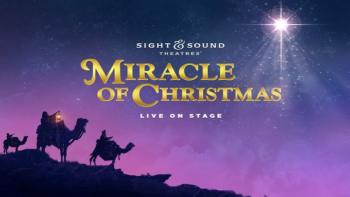 Sight and Sound - Miracle of Christmas logo image