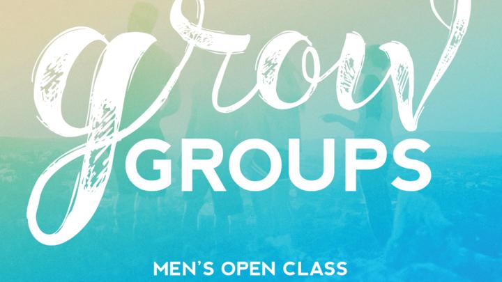 Grow Group: Men's Open Class logo image