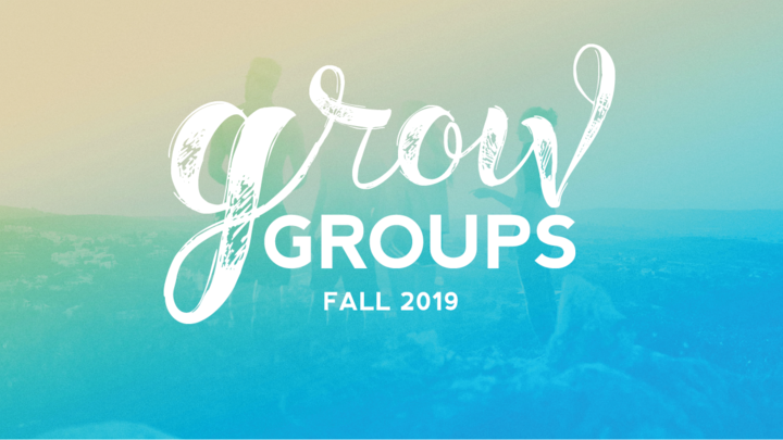 Grow Group: Act Like Men logo image