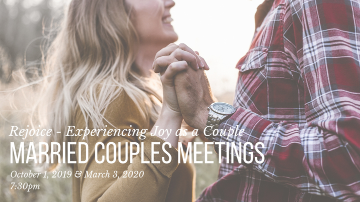 Married Couples Meeting logo image