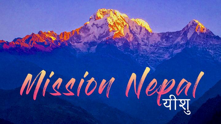Mission Nepal 2019 logo image