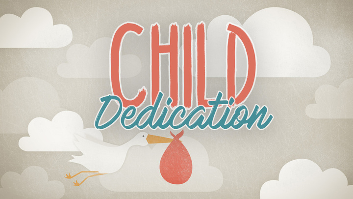 Child Dedication - September 2019 logo image