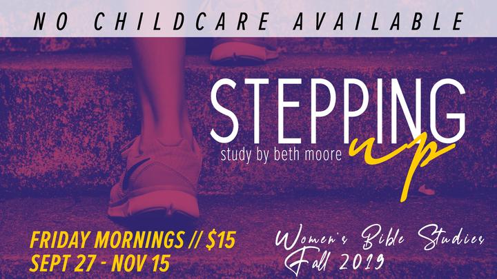Stepping Up - Women's Study logo image