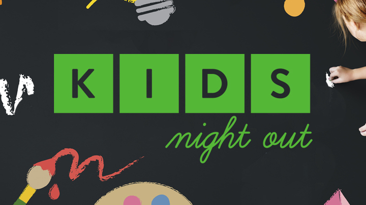 KIDS Night Out August logo image