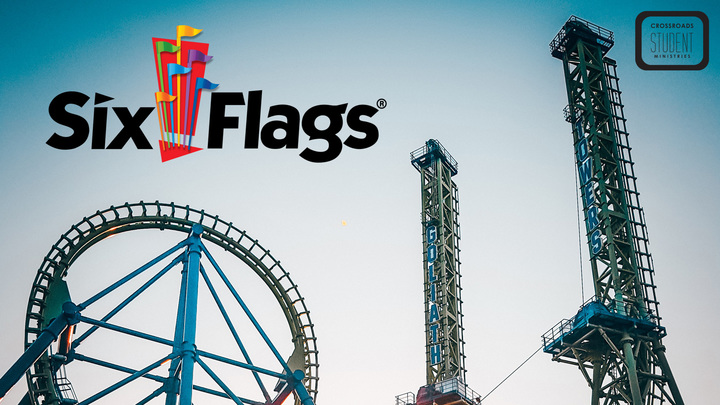 SNEMN Youth Day at Six Flags  logo image