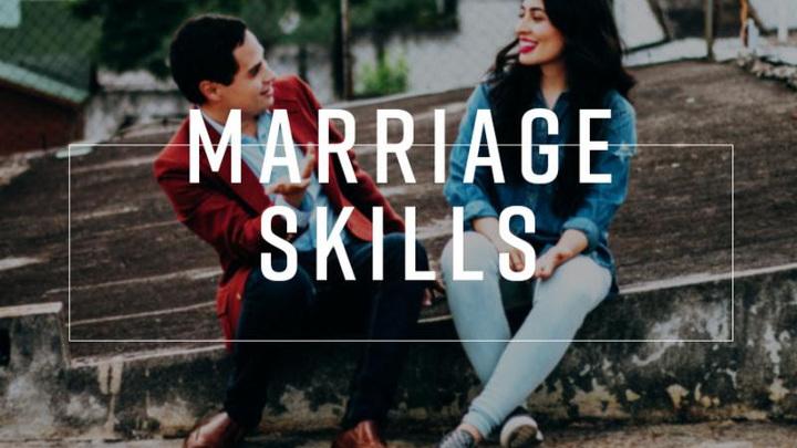 Marriage Skills  logo image