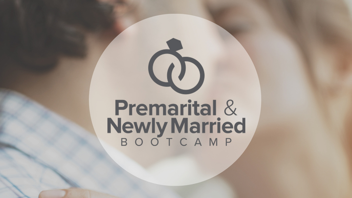 Premarital and Newly Married Boot Camp - November 2019 logo image