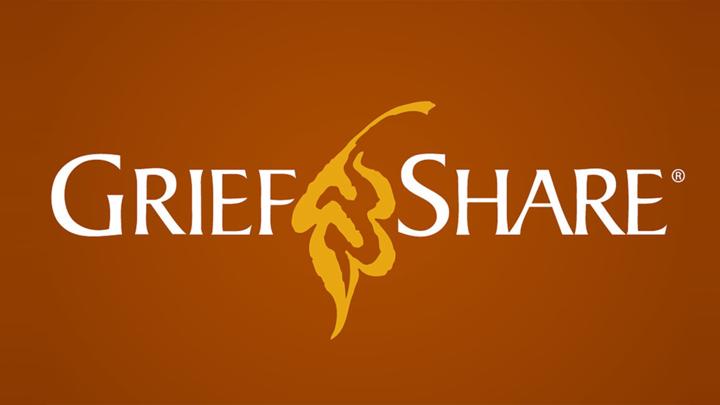 Grief Share - Fall 2019 logo image