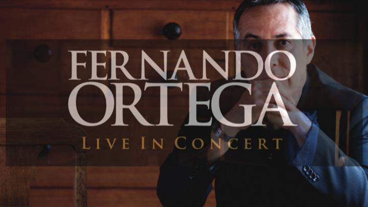 Fernando Ortega Concert at Forest Baptist logo image