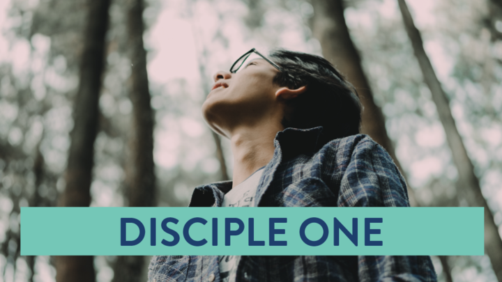 Disciple One Bible Study | Old Testament  logo image