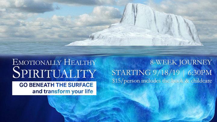 Emotionally Healthy Spirituality Course logo image