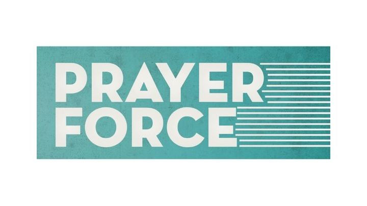 Prayer Force (Book included)  logo image