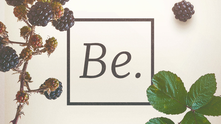 "Women's Ministry ""BE"" Series ~ 2019 logo image"