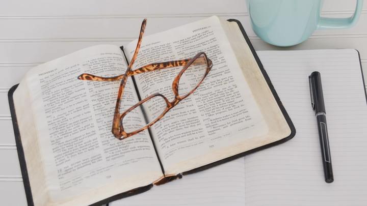Tuesday Woman's Bible Study: ReFrame logo image