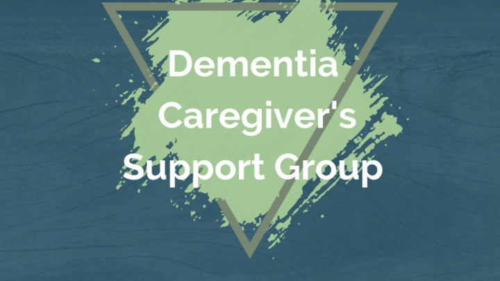 Dementia Caregiver's Support Group logo image