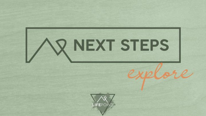 Next Steps: Explore logo image