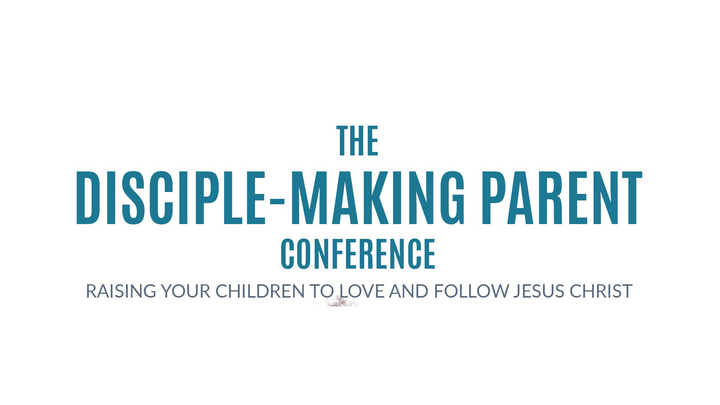 Disciple-Making Parent logo image