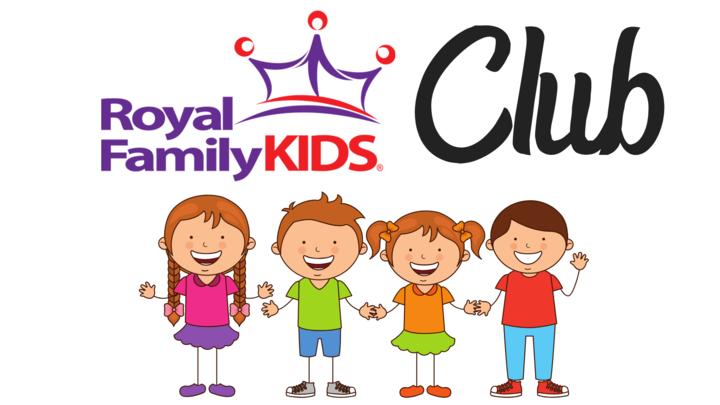 2019-20 Royal Family KIDS Club logo image