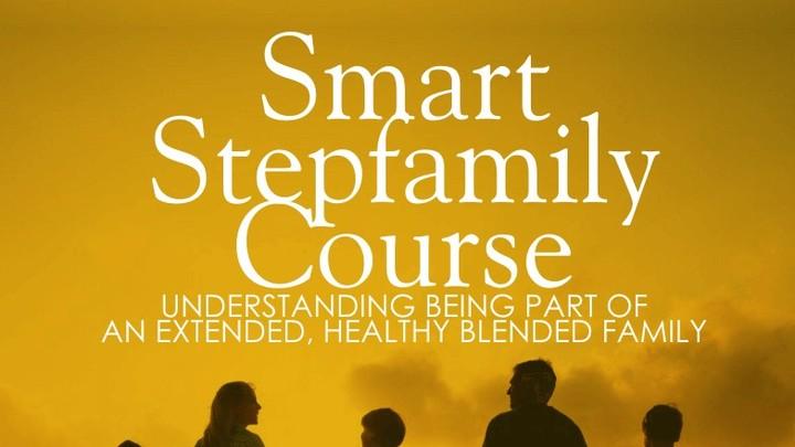 Smart Step Families Course logo image