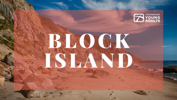 Crossroads Young Adults Block Island Trip  logo image