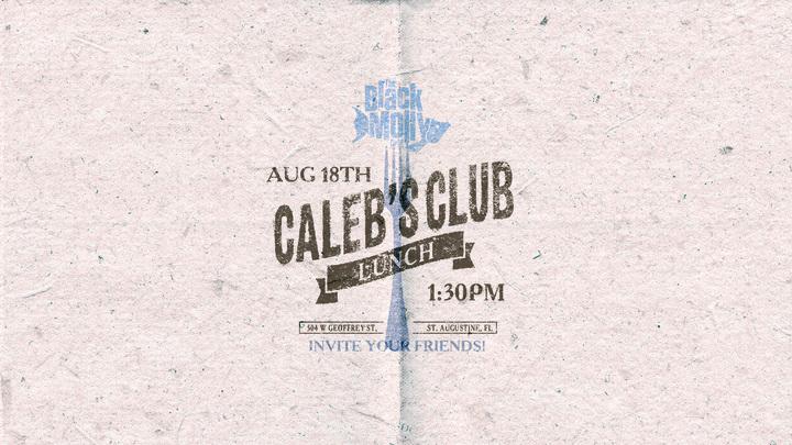 Caleb's Club Lunch at Black Molly logo image
