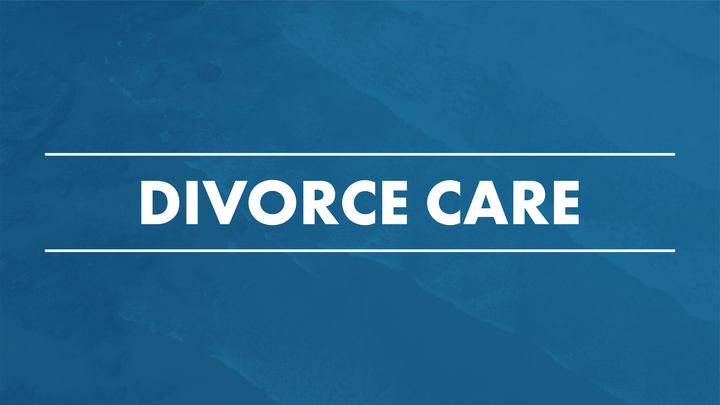 Divorce Care  logo image
