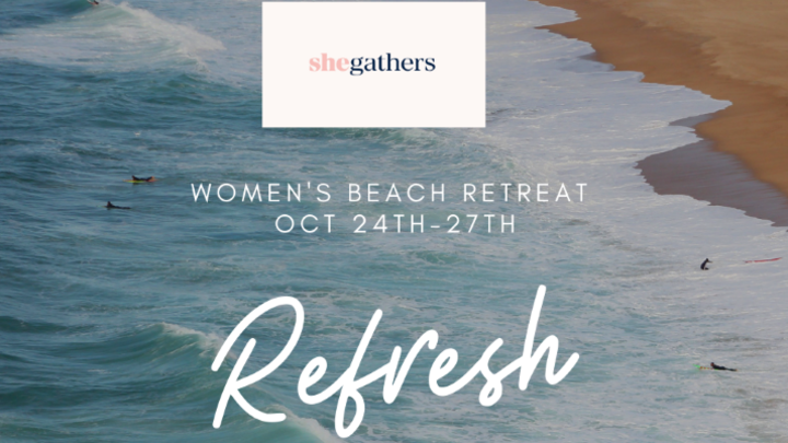 She Gathers Fall Retreat  logo image