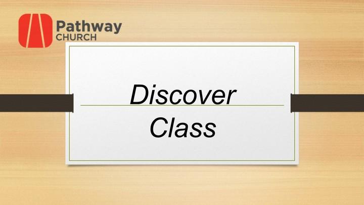 Discover Class logo image