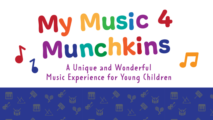 My Music 4 Munchkins logo image