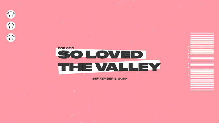 So Loved The Valley logo image