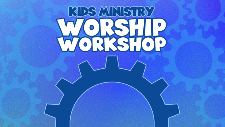 Children's Ministry Worship Workshop logo image