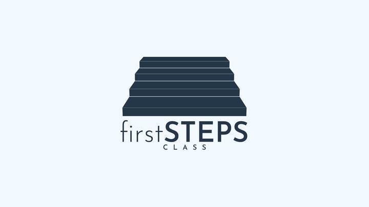 First Steps Class logo image