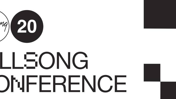 Hillsong Conference 2020 logo image