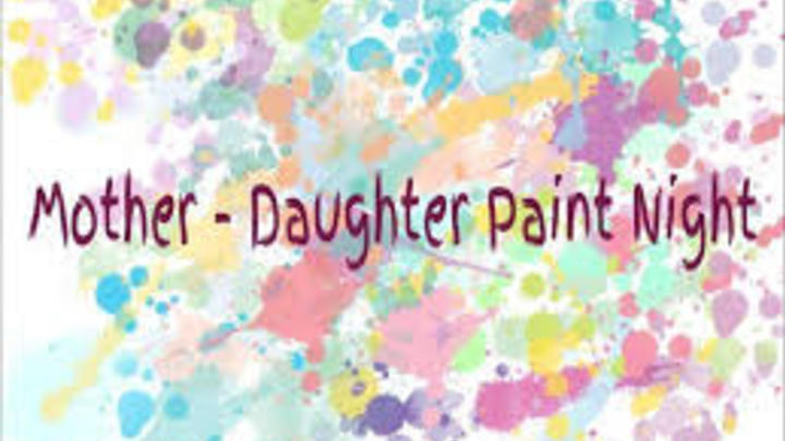 Mother/Daughter Paint Night logo image