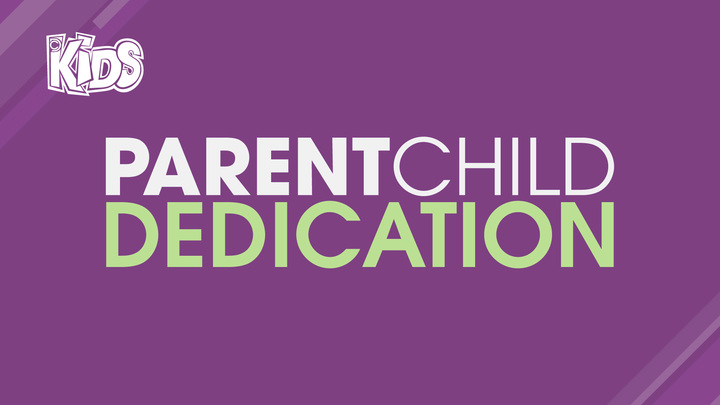 DC Kids | ParentChild Dedication logo image