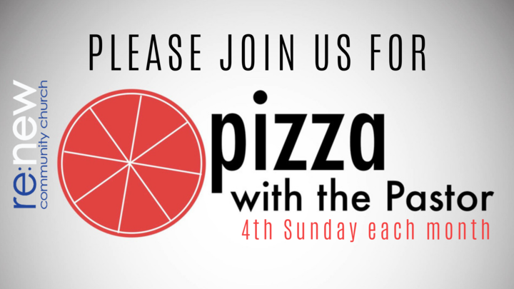 Pizza With the Pastor logo image